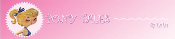 Pony Tales header