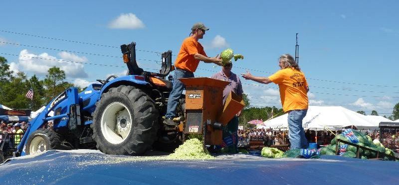 Bike Week 2012 Cabbage Patch Coleslaw Wrestling Thunder Roads