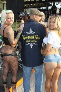 Twisted Tea Bikini Contest