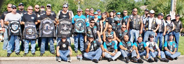 Ride For Justice Riders