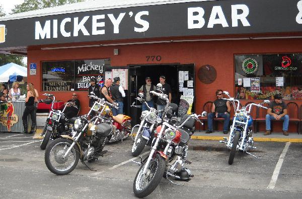 Mikey's Bar