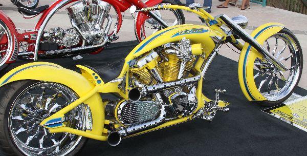 Biketoberfest 2012 Boardwalk Bike Show Thunder Roads Florida