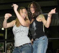 Girls Gone Wild At Gator Harley