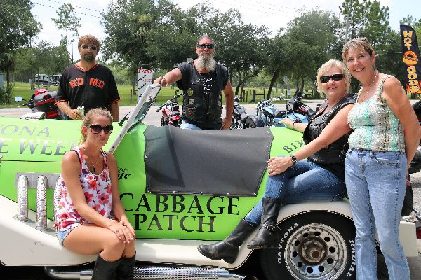 Truck Cars Bikes At Cabbage Patch Bar Thunder Roads Florida