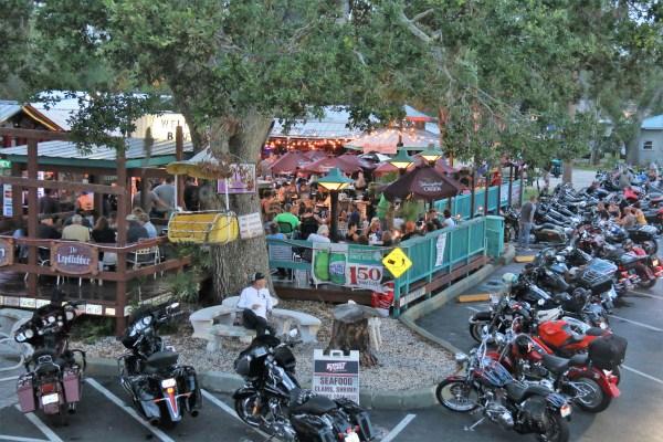 First Turn Biketoberfest Music, Food & Fun